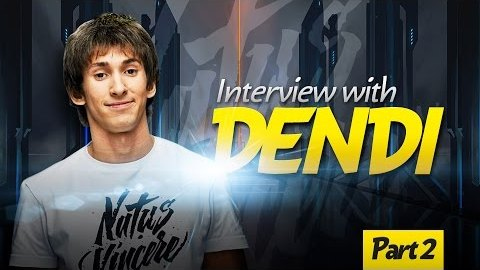 Интервью с Dendi после EMC, WCA, ESL One, Часть 1