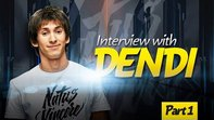 Интервью с Dendi после EMC, WCA, ESL One, Часть 2