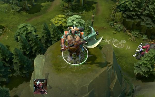 скриншот героя Centaur Warrunner