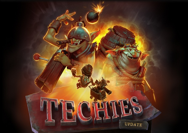 Новый герой Techies