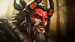 Beastmaster Dota 2
