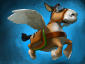 Flying Courier Dota 2