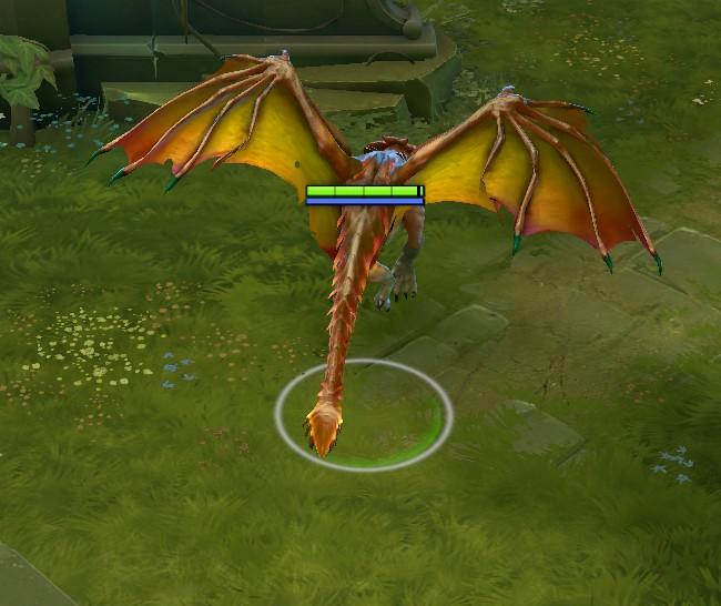 Dragon's form 2