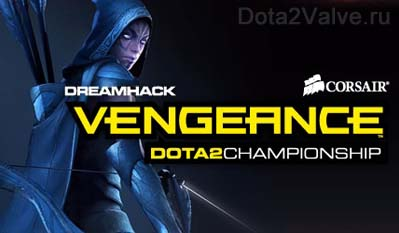 Dota 2 на DreamHack Winter 2011