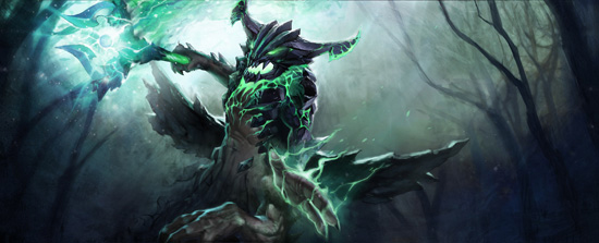 Outworld Destroyer Dota 2
